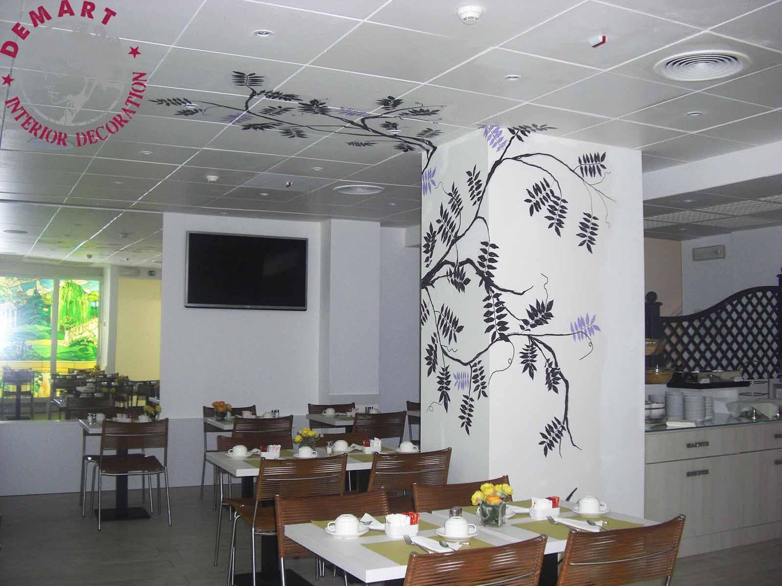 decorazione-colonna-affresco-digitale-hotel