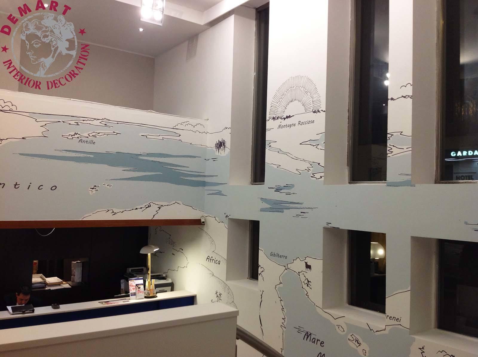 decorazione-pareti-hall-affresco-digitale