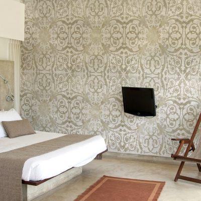carta-parati-camera-letto-moderna-stile-inglese