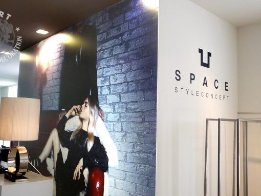 Showroom Space Styleconcept, Milano