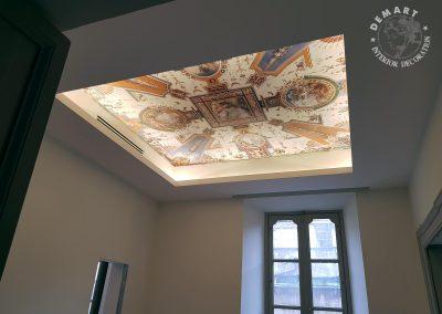 Decorazione appartamento, Roma